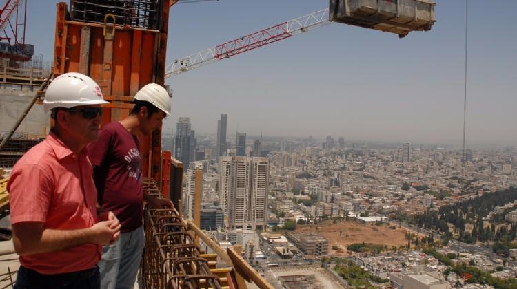 İsrail inşaat sektörüne Türk modeli