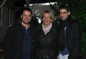 Beyoğlunda Aylin Kotil Rüzgarı