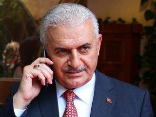 Başbakan Yıldırım, Irak Başbakanı İbadi ile görüştü