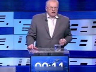 Jirinovsky Türk seçmenlerden Türkçe oy istedi