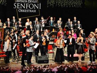 Senfoniden 'teremin' konseri