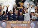 PSG Fransa Lig Kupasını kazandı