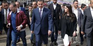 Ankara Valisi Topaca'dan Keçiören'de yağıştan zarar görenlere yardım müjdesi