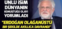 Barnett Rubin: Erdoğan olağanüstü bir şekilde akıllıca davrandı