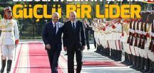 İgor Dodon: Erdoğan dünya çapında güçlü bir lider