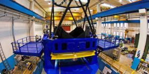 """Doğu Anadolu Gözlemevi'ndeki """"DR2″nin tasarımı tamamlandı"""