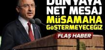 Cumhurbaşkanı Yardımcısı Oktay: Müsamaha göstermeyeceğiz