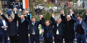 Giresun'da Cumhur İttifakı sevinci: 10 yıl sonra yeni bir sayfa açıldı