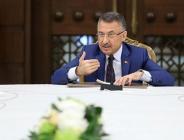 Cumhurbaşkanı Yardımcısı Fuat Oktay: Türkiye'nin büyük şahlanış döneminin arifesindeyiz .