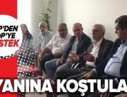 CHP'li vekiller, Kılıçdaroğlu'nun talimatıyla HDP'li Ahmet Türk'ü ziyaret etti