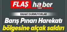 MSB: Resulayn'da PKK/YPG'li teröristler Drone'la saldırdı, 5 personel yaralandı .