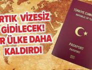 Türkiye'den vize istemeyen ülkeler hangileri 2019? İşte Türkiye'den vizesiz gidilen ülkeler .