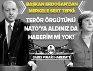 Başkan Erdoğan'dan Almanya'ya sert tepki: Terör örgütünü NATO'ya aldınız da benim haberim mi yok! |Video .