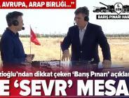 Metin Feyzioğlu'ndan flaş Barış Pınarı Harekatı ve dikkat çeken 'Sevr' mesajı .