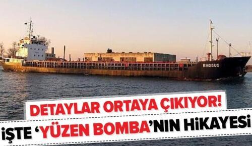 Beyrut'ta dünyayı sarsan patlama! İşte faciaya neden olan 'yüzen bomba'nın bilinmeyen hikayesi.