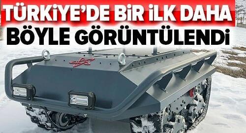 Türkiye'de askeri teknolojide bir ilk! Dijital birlikler geliyor