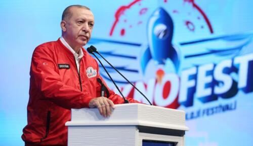TEKNOFEST 2020 heyecanı Gaziantep'te…. Başkan Erdoğan: İHA alanında dünyanın sayılı ülkeleri arasına girdik