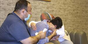 Diyarbakır annelerinin eylemi sayesinde bir aile daha evladına kavuştu
