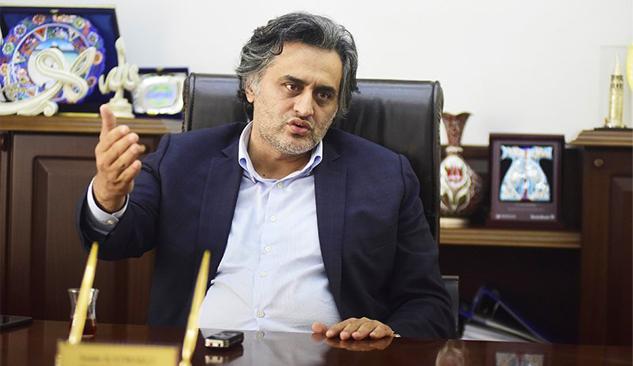Başkan Kaymakçı: Alucra'nın Başkenti Beyoğlu