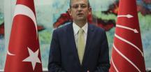 Son dakika… CHP'li Özel'den parti içi değişim açıklaması