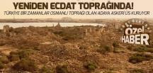 Türkiye 5 asır sonra ecdat (Osmanlı) toprağına yeniden askeri üs kuracak!