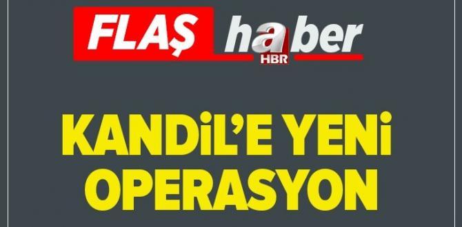 Son dakika: Kandil'de PKK'lı 5 terörist öldürüldü