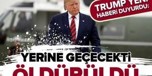 SON DAKİKA: Trump'tan flaş açıklama: Bağdadi'nin yerine gelecek kişi de öldürüldü .