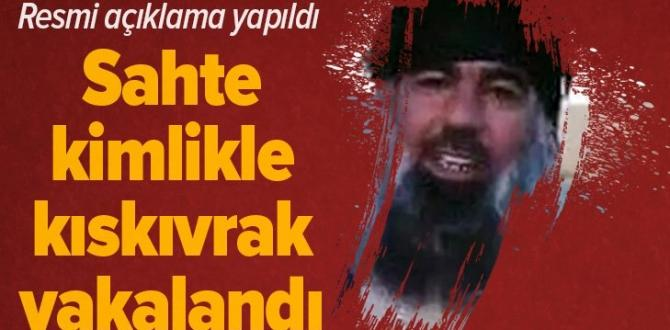 Irak el-Bağdadi'nin yardımcısını yakaladıklarını duyurdu
